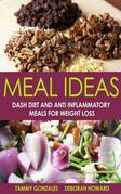 Meal Ideas: DASH Diet and Anti Inflammatory Meals for Weight Loss