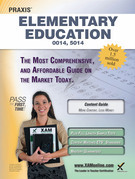 Praxis Elementary Education 0014, 5014 Teacher Certification Study Guide