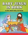 Baby Jesus Is Born (eBook)