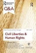 Q&amp;A Civil Liberties &amp; Human Rights 2011-2012