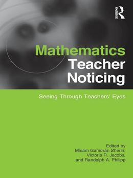 Mathematics Teacher Noticing
