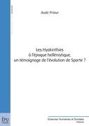 Les Hyakinthies à l'époque hellénistique, un témoignage de l'évolution de Sparte ?