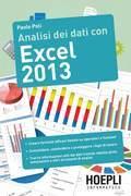Analisi dei dati con Excel 2013