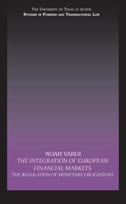 The Integration of European Financial Markets