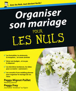 Organiser son mariage Pour les Nuls