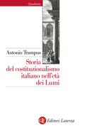 Storia del costituzionalismo italiano nell'età dei Lumi