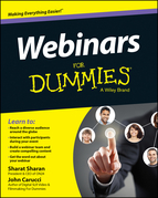 Webinars For Dummies