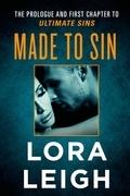 Lora Leigh - Sins in the Night