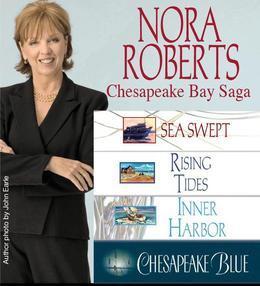 Nora Roberts' Chesapeake Bay Saga 1-4