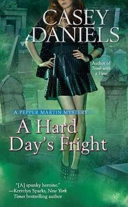 A Hard Day's Fright