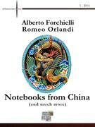 Notebooks from China (and much more)