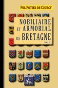 Nobiliaire et armorial de Bretagne