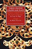 Three Spanish Golden Age Plays: The Duchess of Amalfi's Steward; The Capulets and Montagues; Cleopatra