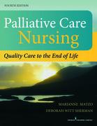 Palliative Care Nursing: Quality Care to the End of Life