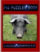 Pig Puzzler Book