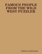 Famous People from the Wild West Puzzler