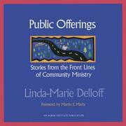 Public Offerings: Stories from the Front Lines of Community Ministry