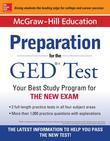 McGraw-Hill Education Preparation for the GED(R) Test
