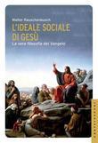 L'ideale sociale di Gesù