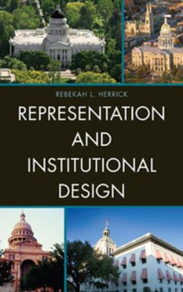 Representation and Institutional Design