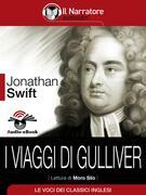 I viaggi di Gulliver (Audio-eBook)