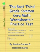 The Best Third Grade Common Core Math Worksheets / Practice Tests