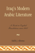 Iraq's Modern Arabic Literature