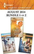 Harlequin Superromance August 2014 - Bundle 1 of 2: The Sweetest September\This Just In...\To Be a Dad