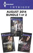 Harlequin Intrigue August 2014 - Bundle 1 of 2: KCPD Protector\Bridegroom Bodyguard\Hunted