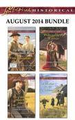 Love Inspired Historical August 2014 Bundle: The Wrangler's Inconvenient Wife\The Cattleman Meets His Match\Protected by the Warrior\A Mother for His