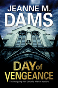 Day of Vengeance: Dorothy Martin investigates murder in the cathedral