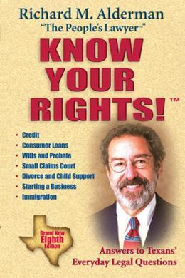 Know Your Rights!