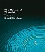 The Nature of Thought: Volume II