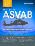 Master the ASVAB, 22nd Edition