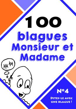 100 blagues monsieur et madame