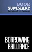 Summary: Borrowing Brilliance - David Kord Murray