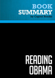 Summary of Reading Obama: Dreams, Hope, and the American Political Tradition - James T. Kloppenberg