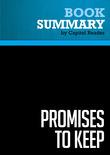Summary of Promises to Keep: On Life and Politics - Joe Biden