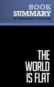 Summary: The World is Flat - by Thomas L. Friedman