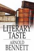 Literary Taste