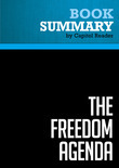 Summary of The Freedom Agenda: Why a Balanced Budget Amendment is Necessary to Restore Constitutional Government - MIKE LEE