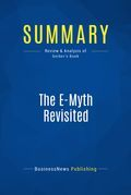 Summary: The E-Myth Revisited - Michael E. Gerber