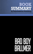 Summary: Bad Boy Ballmer - Fredric Maxwell