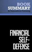 Summary: Financial Self-Defense - Charles J. Givens
