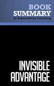 Summary: Invisible Advantage - Jonathan Low and Pam Kalafut