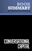 Summary: Conversational Capital - Bertrand Cesvet, Tony Babinsky and Eric Alper