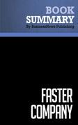 Summary: Faster Company - Patrick Kelly with John Case