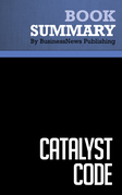 Summary: Catalyst Code - David Evans and Richard Schmalensee