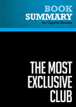 Summary of The Most Exclusive Club: A Modern History of the United States Senate - Lewis L. Gould