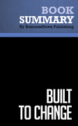 Summary: Built to Change - Edward Lawler III and Chistopher Worley